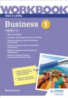 Image for AQA A-level business: Workbook 1
