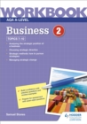 Image for AQA A-Level Business Workbook 2