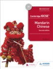 Image for Cambridge IGCSE Mandarin Chinese Student's Book 2nd edition