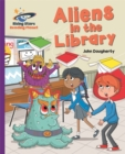 Image for Aliens in the library