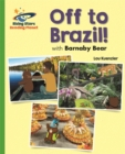 Image for Off to Brazil! with Barnaby Bear