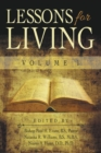 Image for Lessons for Living: Volume 1
