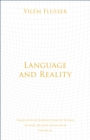 Image for Language and reality