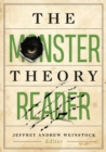Image for The Monster Theory Reader