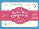 Image for The Kitchen Companion Page-A-Week Calendar 2018