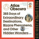 Image for 2019 Atlas Obscura Colour Page-A-Day Calendar