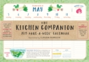 Image for 2019 the Kitchen Companion Page-A-Week Wall Calendar