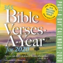 Image for 2020 365 Bible Verses-A-Year Colour Page-A-Day Calendar