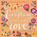 Image for Everything Grows with Love Mini Wall Calendar 2020