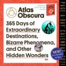 Image for 2021 Atlas Obscura Colour Page-A-Day Calendar
