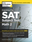 Image for Cracking the Sat Math 2 Subject Test
