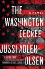 Image for The Washington Decree : A Novel