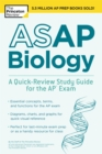 Image for ASAP Biology: A Quick-Review Study Guide for the AP Exam