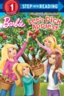 Image for Let's Pick Apples! (Barbie)