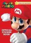 Image for Super Mario Official Sticker Book