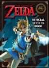 Image for Legend of Zelda Official Sticker Book