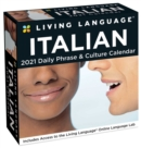 Image for Living Language: Italian 2021 Day-to-Day Calendar
