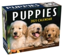 Image for Puppies 2021 Mini Day-to-Day Calendar