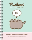 Image for Pusheen 16-Month 2020-2021 Weekly/Monthly Planner Calendar