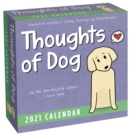Image for Thoughts of Dog 2021 Day-to-Day Calendar