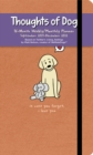Image for Thoughts of Dog 16-Month 2021-2022 Weekly/Monthly Planner Calendar
