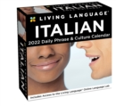 Image for Living Language: Italian 2022 Day-to-Day Calendar