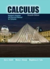 Image for Student's Solution and Survival Manual for Calculus