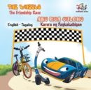 Image for The Wheels -The Friendship Race : English Tagalog Bilingual Kids Book