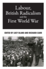 Image for Labour, British radicalism and the First World War