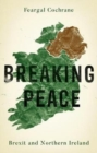 Image for Breaking peace  : Brexit and Northern Ireland