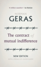 Image for The contract of mutual indifference  : political philosophy after the Holocaust