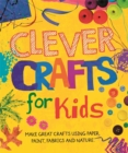 Image for Clever crafts for kids
