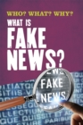 Image for What is fake news?