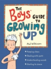 Image for The boys' guide to growing up