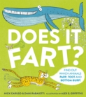 Image for Does it fart?  : find out which animals parp, toot and bottom-burp!