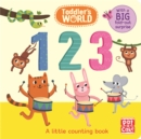 Image for 123  : a little counting book