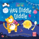 Image for Hey diddle diddle  : a lift-the-flap, sing-along book
