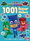 Image for PJ Masks: 1001 Super Stickers