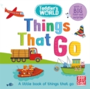 Image for Things that go  : a little book of things that go