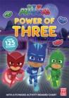 Image for PJ Masks: Power of Three : A PJ Masks Sticker Book
