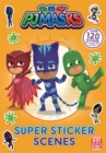 Image for PJ Masks: Super Sticker Scene Book