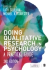 Image for Doing qualitative research in psychology  : a practical guide