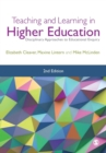 Image for Teaching and learning in higher education  : disciplinary approaches to educational enquiry
