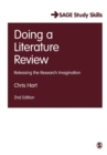 Image for Doing a literature review  : releasing the research imagination