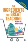 Image for The ingredients for great teaching
