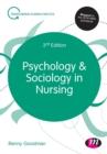 Image for Psychology & sociology in nursing