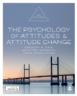 Image for The psychology of attitudes and attitude change