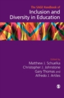 Image for The SAGE Handbook of Inclusion and Diversity in Education