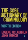 Image for The SAGE dictionary of criminology