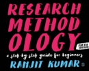 Image for Research methodology  : a step-by-step guide for beginners